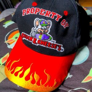 🔥2/15🔥 Chuck E Cheese Kids Vintage Y2K Hat